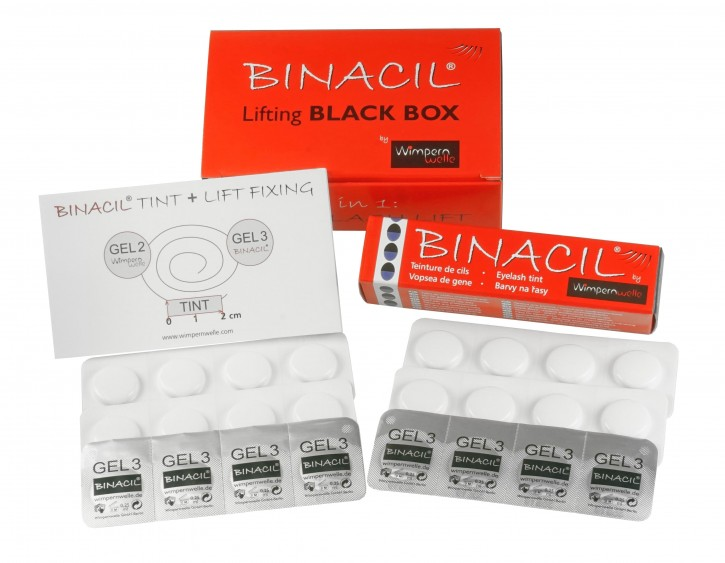 Binacil Lifting Box blauschwarz
