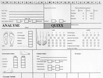 Analyse Kundenkarteikarten