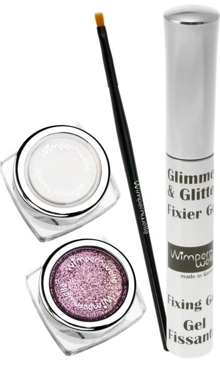 GLIMMER & GLITTER TEST SET mit 2 Farben