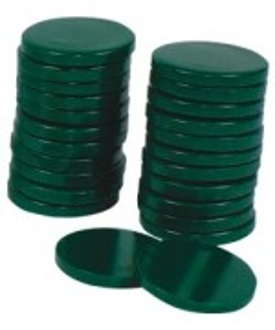 Wachstaler grün