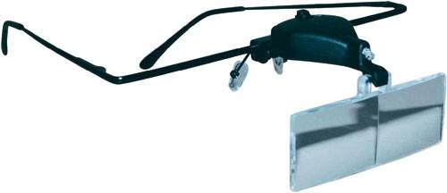 Lupenbrille Profi LED